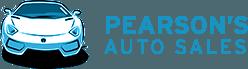 Pearson's Auto Sales